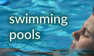 swimming pools banner
